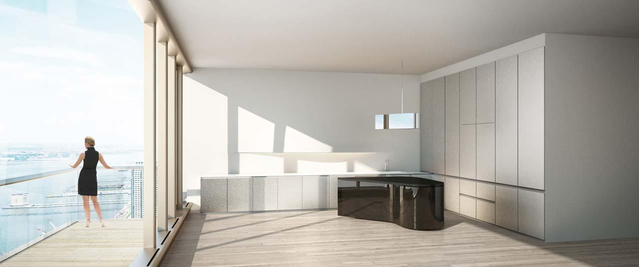 Iconic Luxury New York Tribeca Apartments For Sale 56