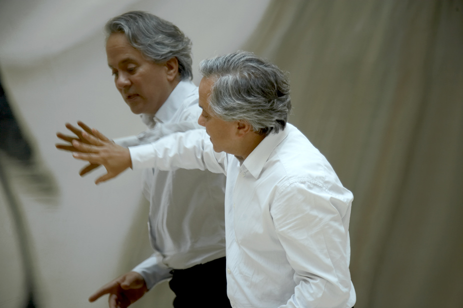 Portrait of Anish Kapoor, 2007