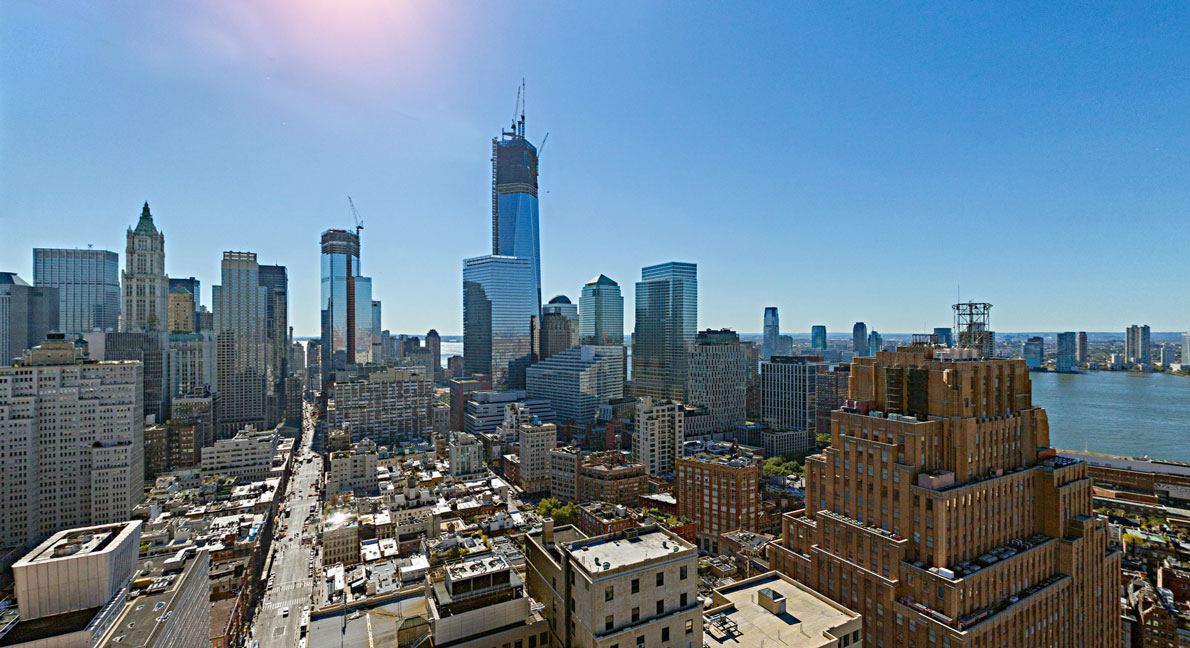 New Condos in NYC South Views