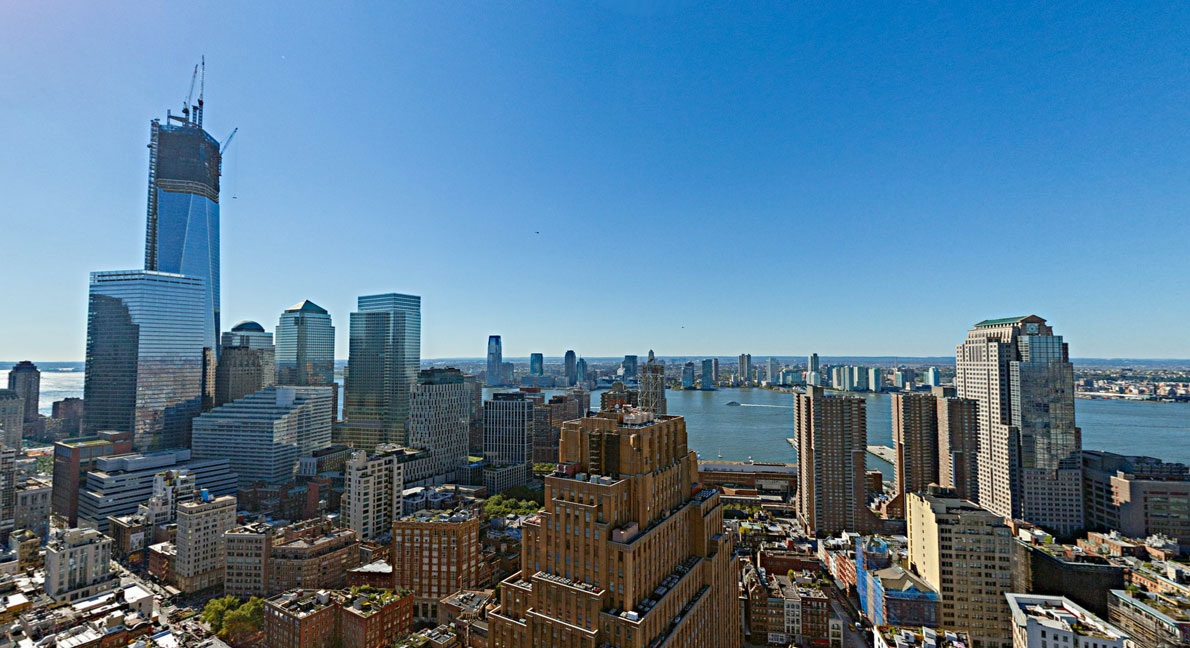New Condos in NYC Southwest Views