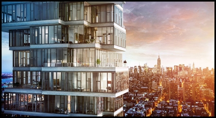 Iconic new luxury condos for sale in nyc 56 leonard for Appartamenti vacanze new york city manhattan