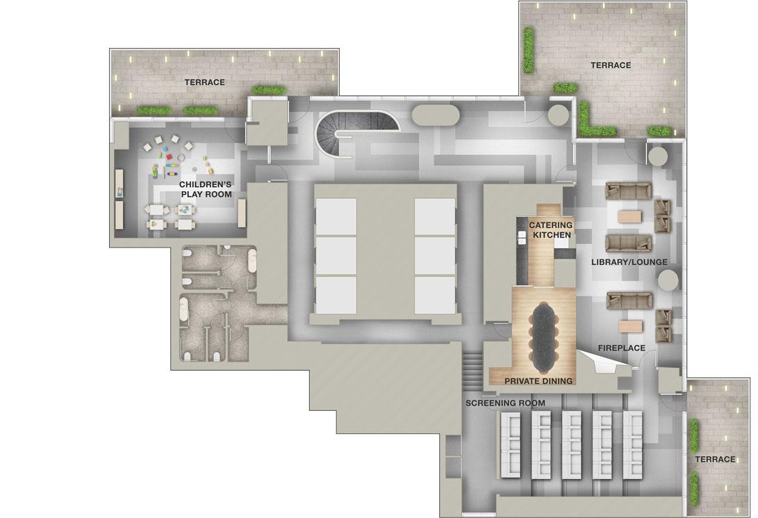 Luxury Amenities in TriBeCa Condos: Recreational Amenities