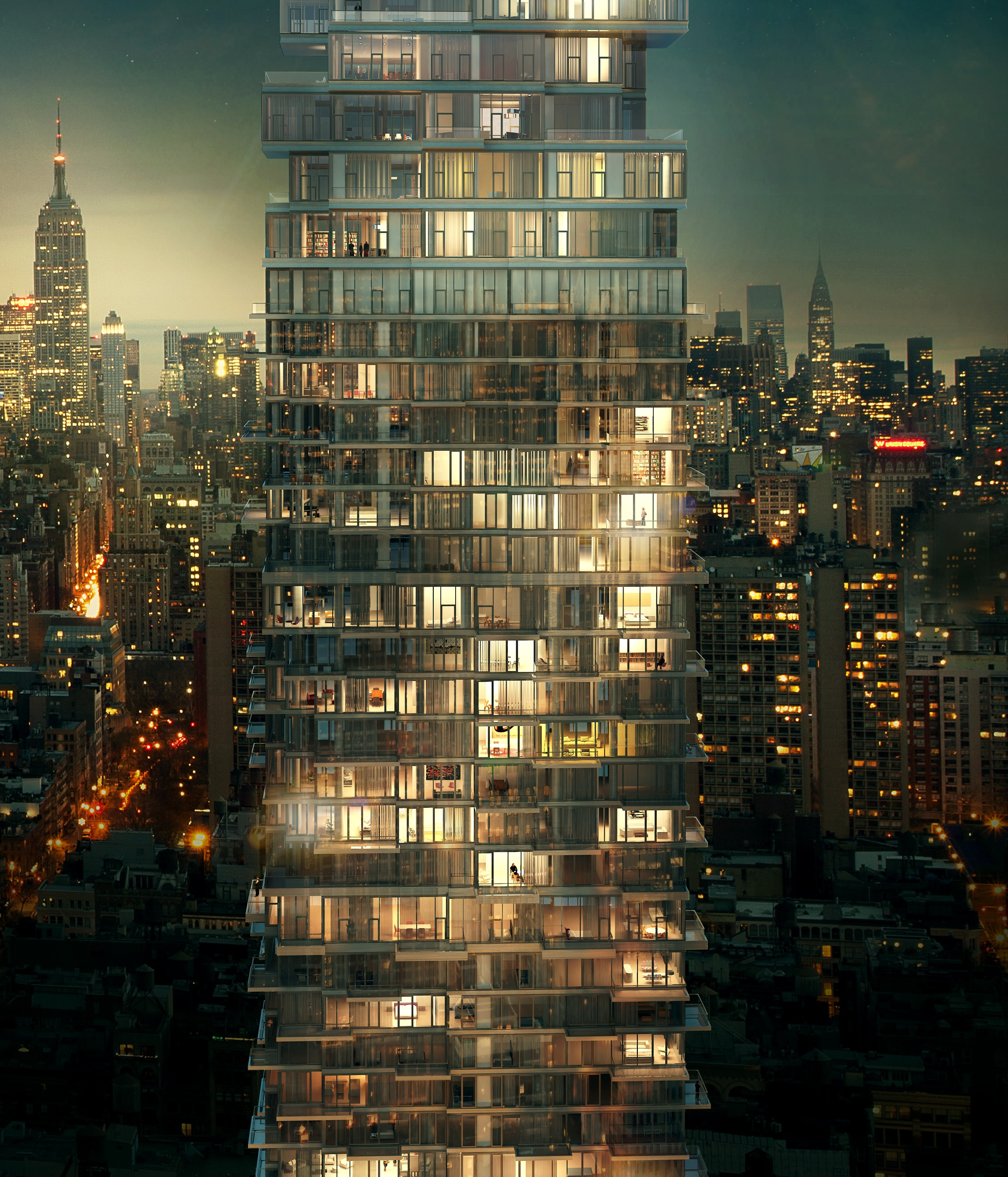 Looking For Apartments In Nyc: Iconic, New Luxury Condos For Sale In NYC