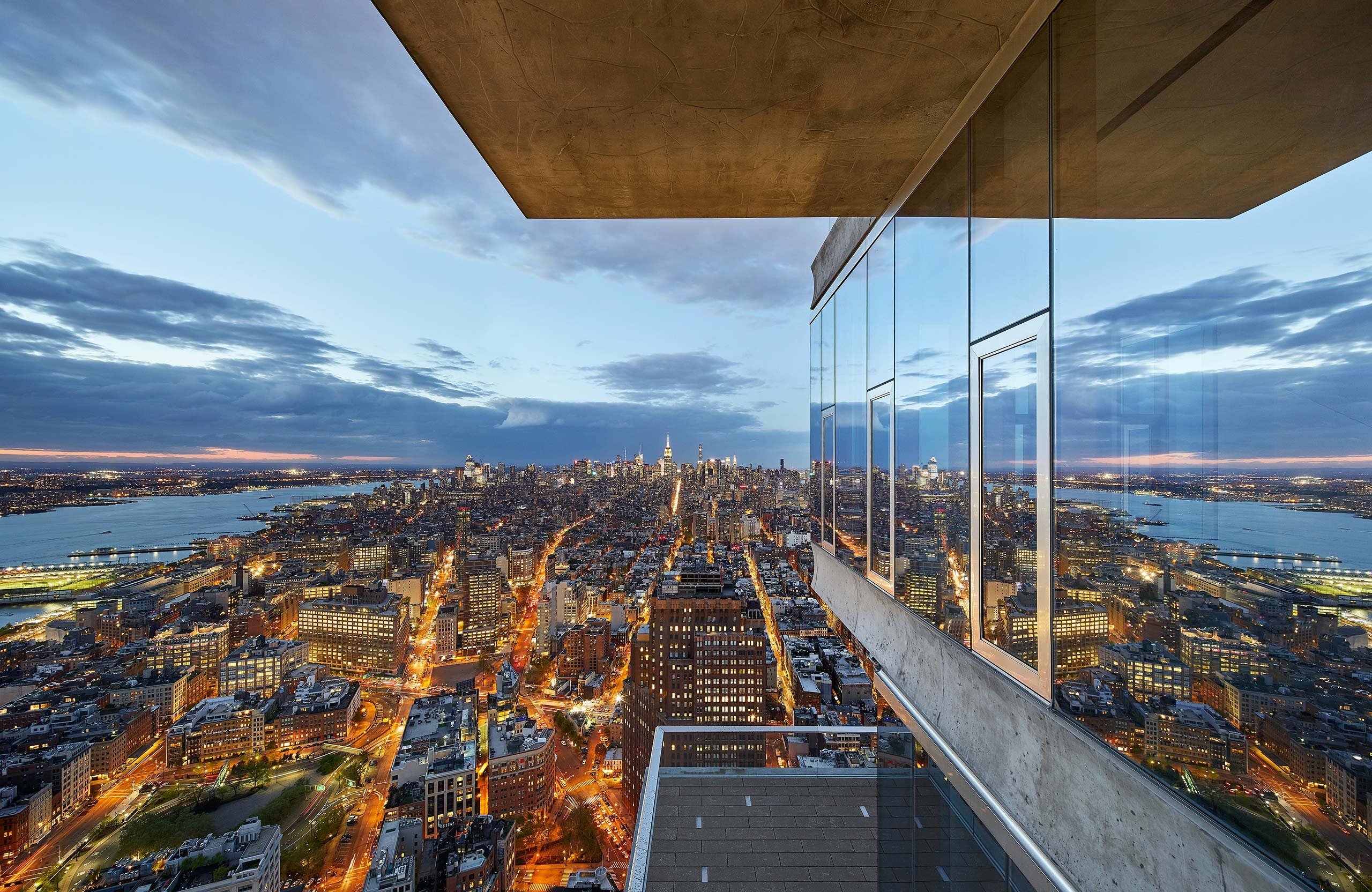 the priciest penthouse at 56 leonard has sold making this the cityu0027s most expensive sale for the month of june and the priciest sale in new york history