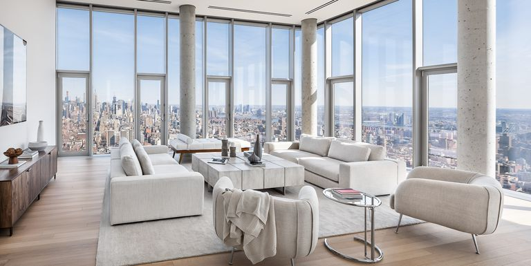 First Look The At 56 Leonard Is Tribeca S Crown Jewel